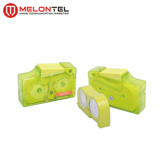 MT-8727 Brand Male Connector Cleaning Tool 600 Times Ntt Fiber Optical Connector Cleaner Neolcean-n