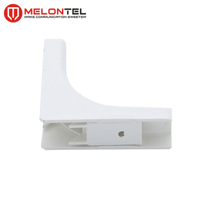 MT-1757 FTTH Indoor Fiber Optic Wiring Plastic Bending Angle Tube