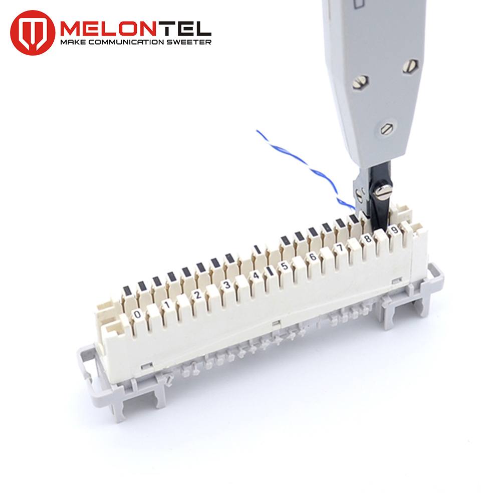 MT-8001 High quality telecommunication punch down tool for krone LAS-PLUS Module