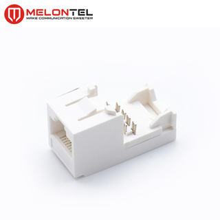 MT-5121 Network RJ45 Cat6 Toolless UTP 90 Degree Keystone Jack