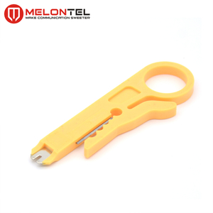 MT-8019 Mini Simple Hand Cable Stripper Wire Cutter Hardware Networking Tools Telecommunication Equipment