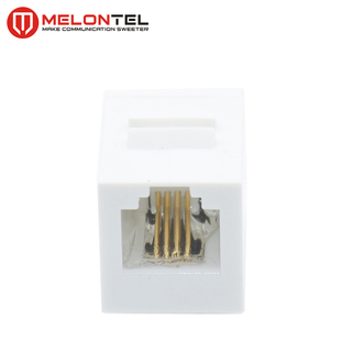 MT-5303 CAT3 Connector RJ11 Amp Connector Cat3 Amp Keystone Jack