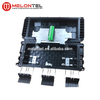 MT-1521 China Supply 12 16 Core Fiber Optic Closure with SC Adpater Horizontal Type Cable Splice Closure