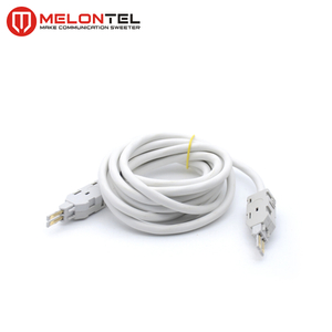 MT-2156 krone patch cord Krone connection cable patch cord with krone plug