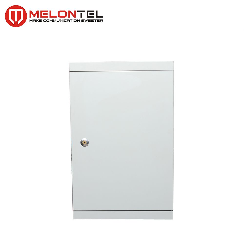 MT-2352 200 pair metal distribution box for wall mounting