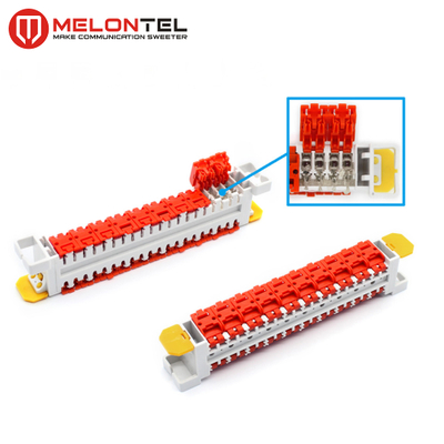 MT-3510 3M 10 Pair Quick Connection Cross Connect Terminal Block 3M Tool-less Module