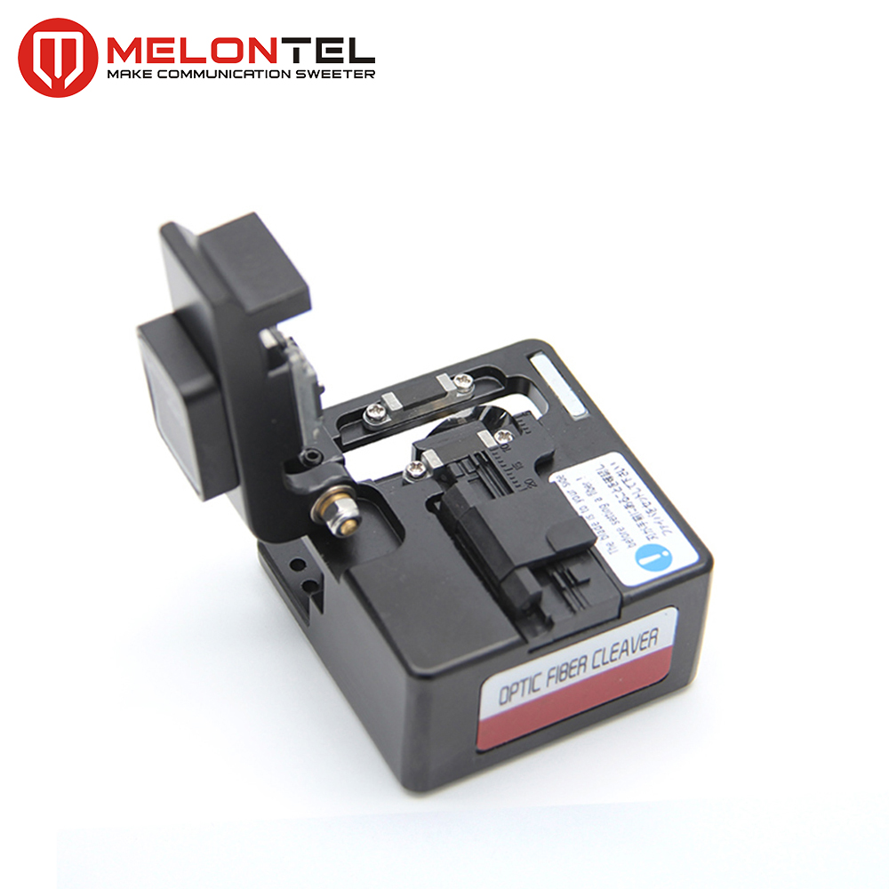MT-8522 Single Tube Ribbon FTTH Optical Fiber Optic Cleaver Machine
