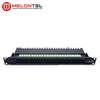 MT-4002 25 Port Cat.3 Voice Patch Panel RJ11 Patch Panel 50 Port Telephone Patch Panel