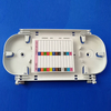 MT-1030 24 Core Optical Splicing Tray with Transparent Cover Used in Fiber Optic Splice Closure