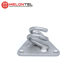 MT-1703 FTTH Triangle type c retractor cable clamp