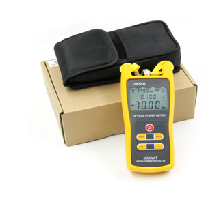 MT-8608 JW3208 Wavelength 800-1700nm Handheld High Quality Fiber Optic Power Meter