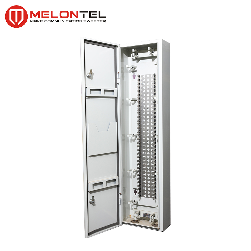 MT-2356 340 400 pair metal distribution cabinet